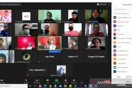 PMI dan jurnalis putus penyebaran COVID-19