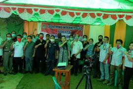 Bupati Rupinus ajak desa pengguna kampung online promosikan daerah