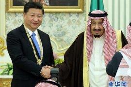 Kepada Raja Salman, Xi berharap harga vaksin terjangkau masyarakat dunia