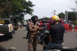 Pemkab Lebak kampanyekan pemakaian masker cegah COVID-19