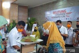 Pemkab Belitung bangkitkan kembali UMKM melalui pameran produk
