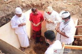 Kantor Majelis Desa Adat Buleleng mulai dibangun