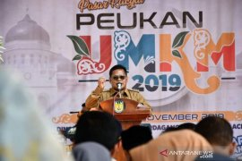 Tekad Aminullah bangkitkan UMKM di Kota Banda Aceh
