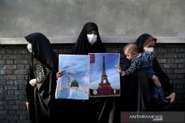 Maroko : Publikasi kartun menghina  Nabi Muhammad aksi provokasi