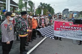 Gubernur Maluku : Turunkan baliho figur tidak gunakan masker