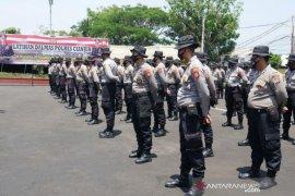 800 personel Polres siap amankan tahapan Pilkada Cianjur