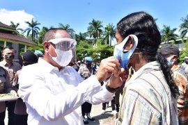 Bapaslon Pilkada di Sumut diminta turut sosialisasikan protokol kesehatan