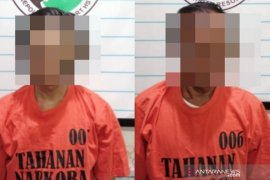 Dua warga Sungai Buluh ditangkap terlibat kasus narkoba