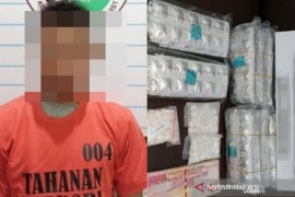 Warga Kasarangan simpan ribuan butir obat terlarang
