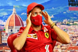 Vettel mengaku nyaris pensiun sebelum dipinang Aston Martin