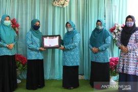 Kampung KB Desa Asam, Sungai Raya terima penghargaan tingkat provinsi