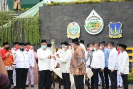 Gubernur:  MTQ ke-37 mengangkat nama Sumut