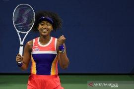 Naomi Osaka tundukkan Brady untuk melaju ke final US Open