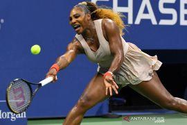 Akibat cedera betis paksa Serena Williams mundur dari Italia Open