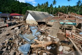 Pemkab Bone Bolango minta bantuan Korem 133 setelah bencana Bulawa