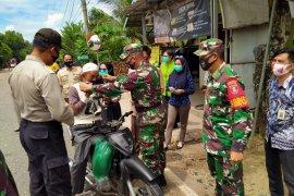 Kodim 1008/Tanjung dukung gerakan pakai masker