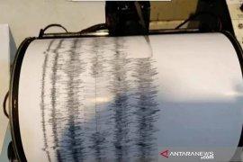 Gempa bumi tektonik 3,9 M guncang Karangasem-Bali
