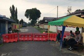 Keluarga personel Polres Simalungun isolasi mandiri di Asrama Polisi