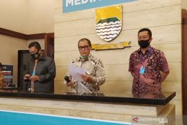 Kota Bandung masih zona oranye meski kasus COVID-19 melonjak