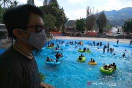 Pemkab Garut terus menata lebih baik protokol kesehatan di wisata Cipanas