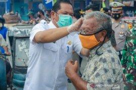 Wali Kota Padangsidimpuan minta masyarakat taati protokol kesehatan