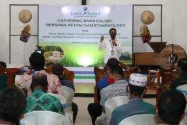 Bank Kalsel tawarkan KUR resi gudang