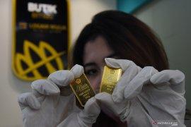 Harga emas tembus level psikologis 1.900 dolar dipicu harapan stimulus AS