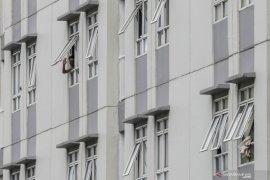 Anies Baswedan : Tower 4-5 Wisma Atlet kapasitas 2.500 kamar siap tangani OTG