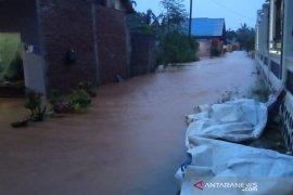 BPBD : 13 titik banjir di Kota Bengkulu