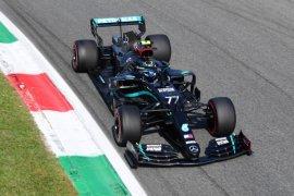 Bottas ungguli Verstappen pada sesi latihan pertama GP Tuscan