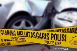Tabrakan beruntun di jalan Tol Cipali, dua tewas