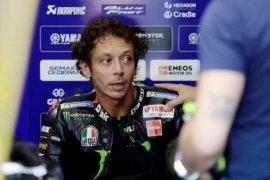 Valentino Rossi bantah akan pensiun dari MotoGP