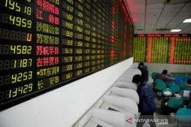 Saham China dibuka  tinggi setelah bervariasi sehari sebelumnya