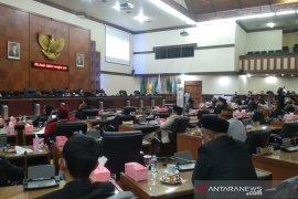 DPR Aceh setujui penggunaan hak interpelasi