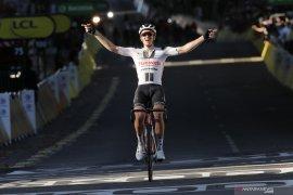 Tour de France: Kragh Andersen finis terdepan pada etape ke-14
