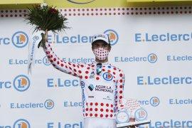 Klasemen sementara Tour de France usai etape ke-14