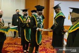 Akper Kesdam VI/Tanjungpura cetak 40 perawat baru