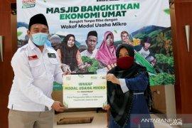 ACT bantu UMKM lewat program wakaf modal usaha mikro