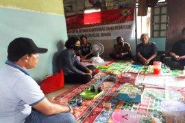 Dit Intelkam Polda Kalsel silaturahmi dengan Masyarakat Desa Aluh-Aluh Kecil