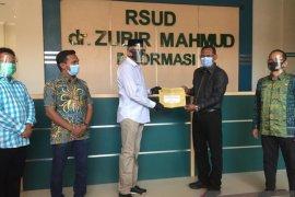 Tinjau RSUD Aceh Timur, ini kata Plt Gubernur Aceh