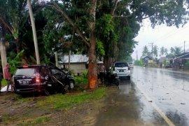 Laka lantas, dua penumpang Avanza di Aceh Utara meninggal dunia