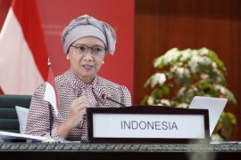 Indonesia mendorong anggota ARF atasi tantangan di Asia Pasifik