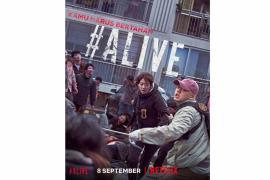 """Film thriller Korea Selatan """"#Alive"""" terpopuler di dunia versi Netflix"""