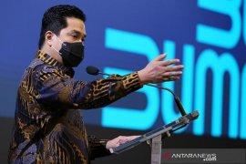 Erick Thohir: Harus ada optimisme Indonesia mampu keluar dari krisis