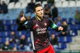 Liga Belanda - 10 pemain Feyenoord taklukan Fortuna Sittard 3-1