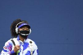 Masker tujuh nama yang dikenakan Juara US Open Naomi Osaka