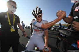 Tour de France: Tadej Pogacar menangi etape ke-15