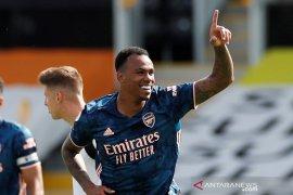 Arsenal menang atas Fulham, Arteta puji debut menawan Gabriel
