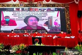 Megawati instruksikan para calon kepala daerah patuhi kebijakan Covid-19
