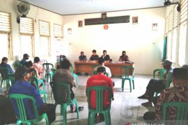 Kadistan Pandeglang lakukan pembinaan Poktan & Gapoktan Kecamatan Sindangresmi